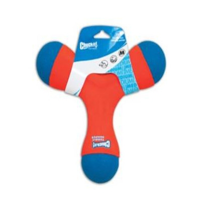 Chuckit! Tri-Bumper Dog Toy, large