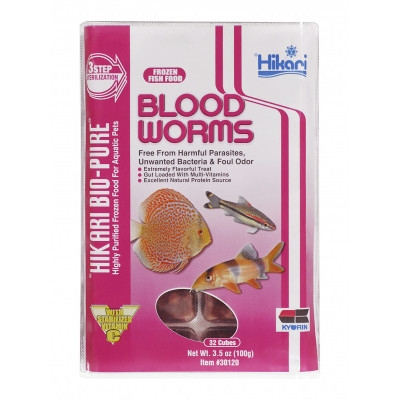 Blood Worms, .42 oz.