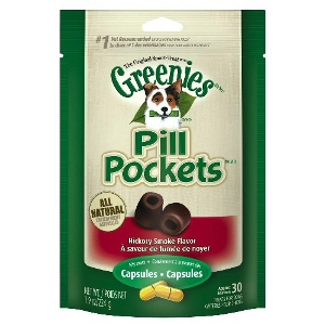 Greenies Value Size Smoked Hickory Pill Pockets, 15.8 oz.