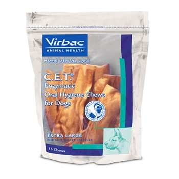 Virbac Oral Hygine Dog Chews