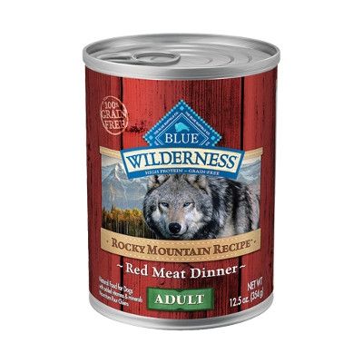 Wilderness® Rocky Mountain Recipe™ Red Meat Dinner