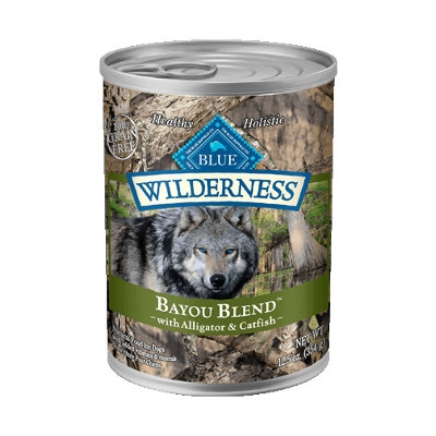 Wilderness® Bayou Blend™ Grain-Free Canned Dog Food