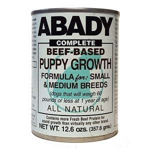 ABADY Complete Beef-Based PUPPY Growth Formula for SMALL & MEDIUM Breeds™