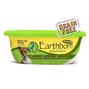 Earthborn Holistic® Grain Free Chip's Chicken Casserole™ Stew