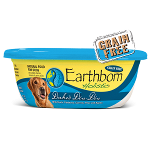 Earthborn Holistic® Grain Free Duke's Din-Din™ Stew