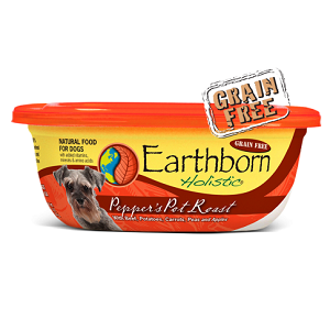 Earthborn Holistic® Grain Free Pepper's Pot Roast™ Stew