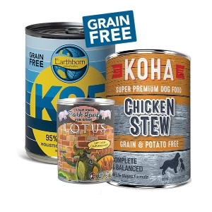 Select Dog Food Cans - Buy 4, Get 1 FREE