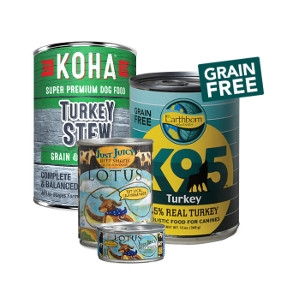 Select Dog Food Cans- Buy 4, Get 1 Free