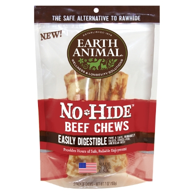 No Hide Beef Chews for Dogs
