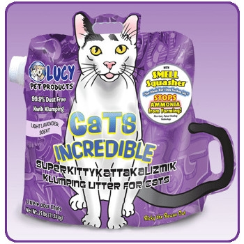 Cats Incredible™ Lavender Clumping Cat Litter
