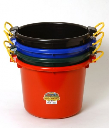 Little Giant Muck Buckets, 70 Quarts