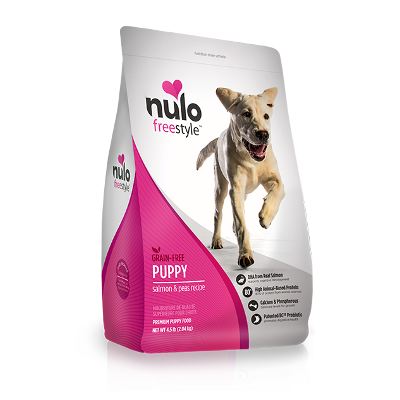 Nulo FreeStyle™ Salmon & Peas Grain Free Puppy Food