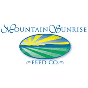 Mountain Sunrise Feed Pellets