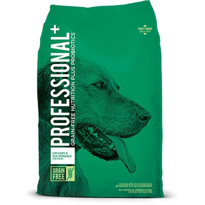 Professional Plus Chicken & Pea Formula Dry Dog Food