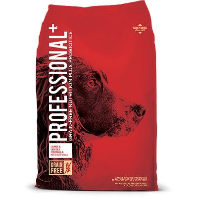 Professional Plus Lamb & Lentils Formula Dry Dog Food