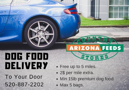 ​​Dog Food Delivery