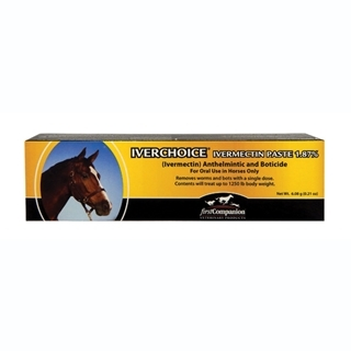 First Companion Iverchoice® Equine Paste