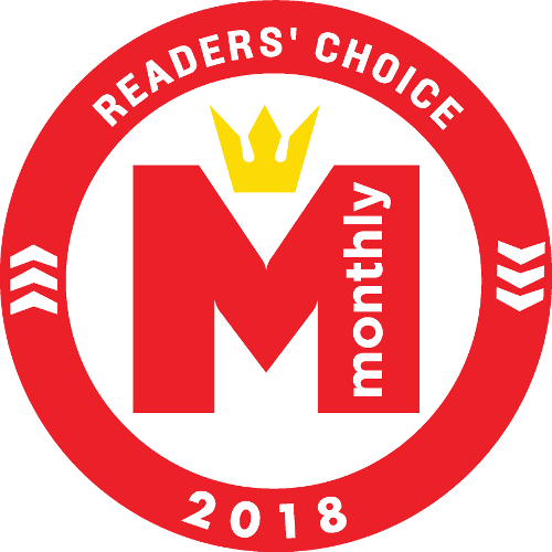 Readers Choice Awards Winner!