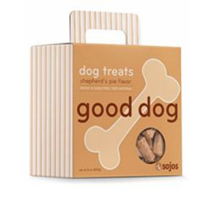 Good Dog Sheperd's Pie Dog Treats