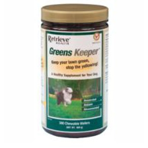 Retrieve Health Greens Keeper Lawn Tabs