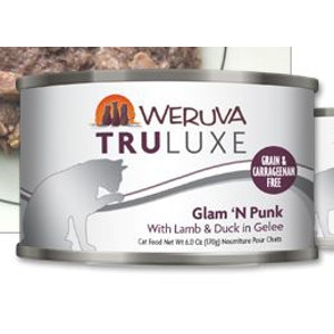 Weruva TruLuxe Glam N' Punk with Lamb & Duck in Gelee