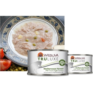 Weruva TruLuxe Mediterranean Harvest - With Tuna & Veggies in Gravy