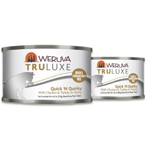Weruva Quick 'N Quirky - With Chicken & Turkey in Gravy