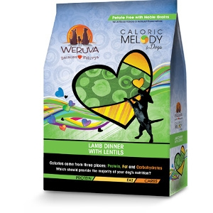 Weruva Caloric Melody Lamb Dinner with Lentils