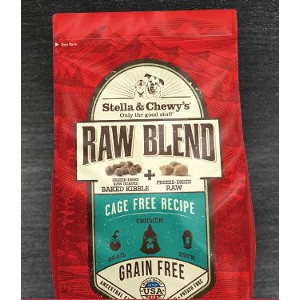 Raw Blend Cage Free Recipe for Dogs