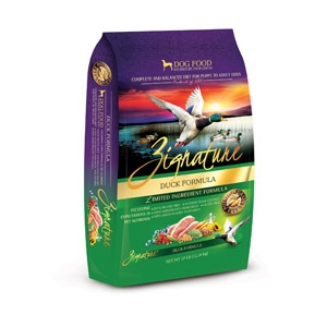 Zignature® Duck Formula Dog Food