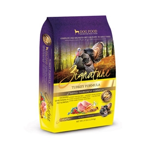 Zignature® Turkey Formula Dog Food