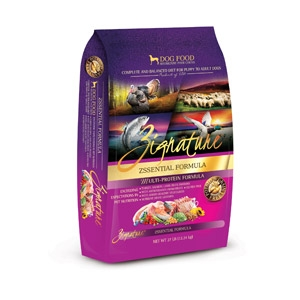 Zignature® Zssential Formula Dog Food