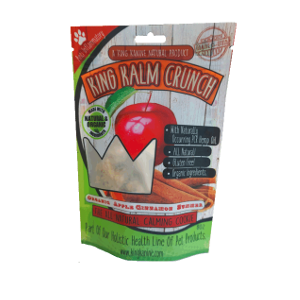 King Kalm Crunch-Apple Cinnamon