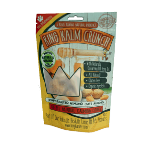 King Kalm Crunch Honey Oats