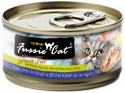 Fussie Cat 2.82oz Can-Tuna with Bream