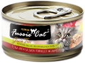 Fussie Cat 2.82oz Can-Tuna with Salmon