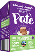 Stella & Chewy's Purrfect Pate GF Cage-Free Chicken Paté Wet Food