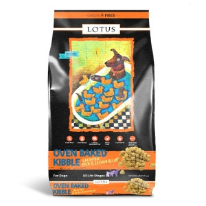 Lotus Regular Bites Duck Recipe Dog food