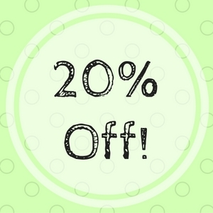 20% Off all Toys & Treats