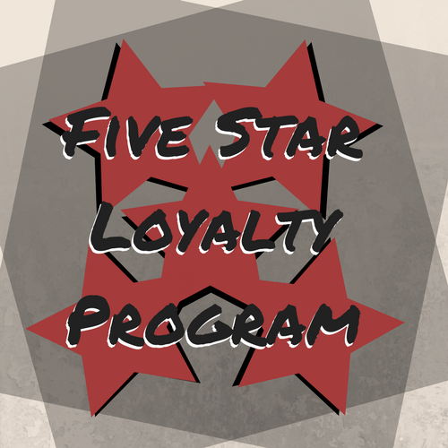 Five Star Loyalty Program