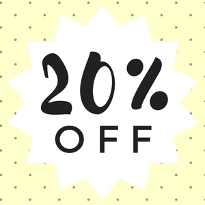 20% OFF Toys & Treats for August