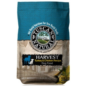 Tuscan Natural Harvest Turkey & Chicken Recipe 30 Lb.