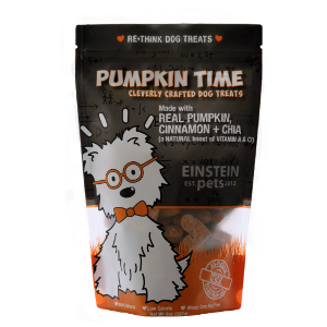 Cleverly Crafted Dog Treats-Pumpkin Time