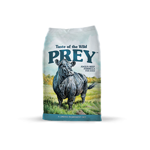 Taste of the Wild Prey Angus Beef Limited Ingredient Formula