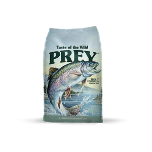 Taste of the Wild Prey Trout Limited Ingredient Formula
