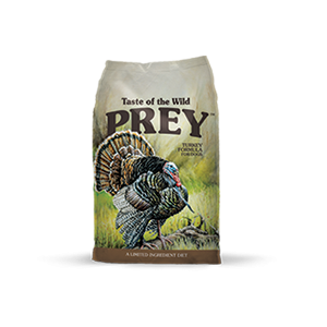 Taste of the Wild Prey Turkey Limited Ingredient Formula