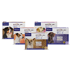 EFFITIX® PLUS Topical Solution for Dogs