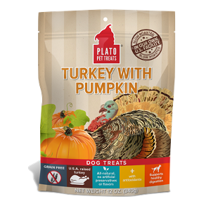 Plato Turkey with Pumpkin