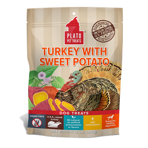 Plato Turkey with Sweet Potato