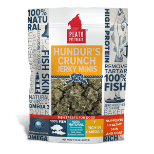 Platos Hundur's Crunch Jerky Mini's
